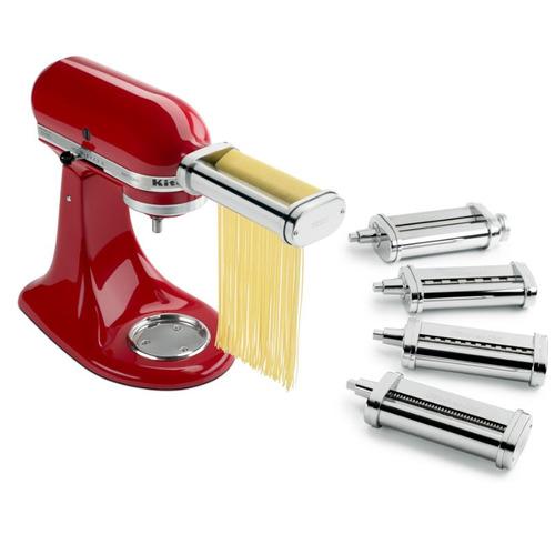 set pasta deluxe para stand mixer