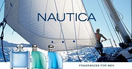 set perfumes nautica voyage classic blue