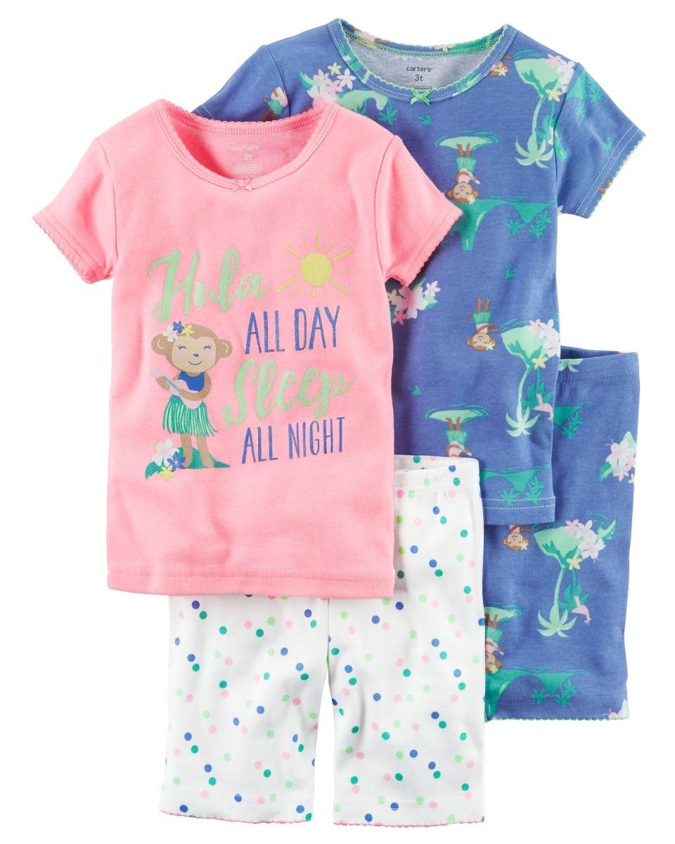 e33b29d0bb set pijama carters niña 4 años nuevos ! divinos! 4 piezas. Cargando zoom.