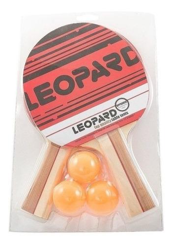 set ping pong 2 paletas + 3 pelotas combo tenis mesa cuotas