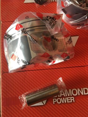 set pistones nissan murano quest 3.5l  std  -  std / std