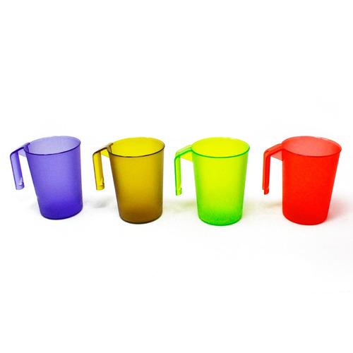 set platos y vasos 14 pzs p/camping verde coleman 2000003272