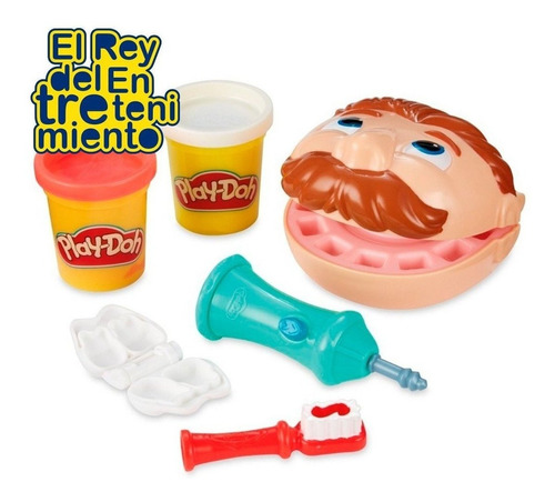 set play doh dentista bromista mini hasbro - el rey