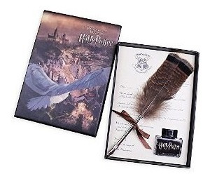 set pluma harry potter / happy store