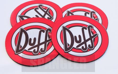 set porta vasos duff simpsons