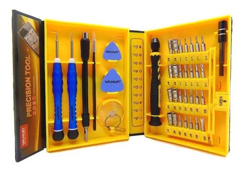 set profesionalde herramientas destornilladores tecnico cel