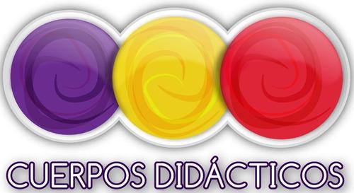 set psicomotricidad 8pz medianas gomaespuma envío gratis!