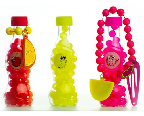 set pulseras perfumadas para diseñar armar new 4070 bigshop