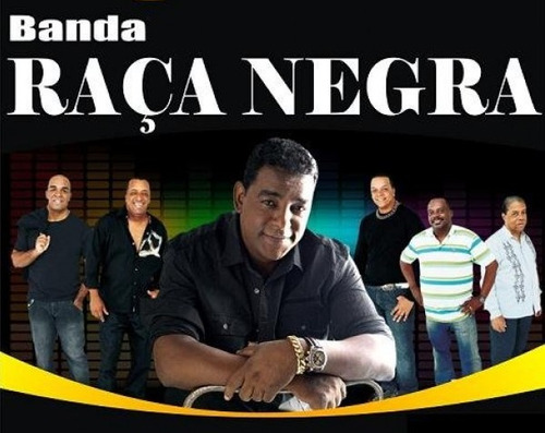 set raça negra completo imperdível