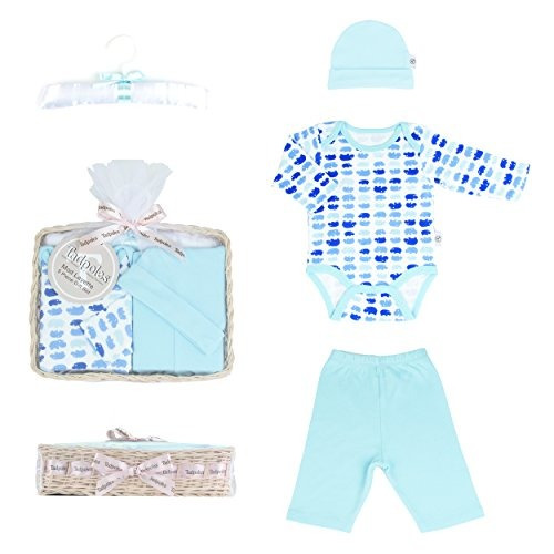 set regalo tadpoles 100% de algodón bebes 0-6 meses