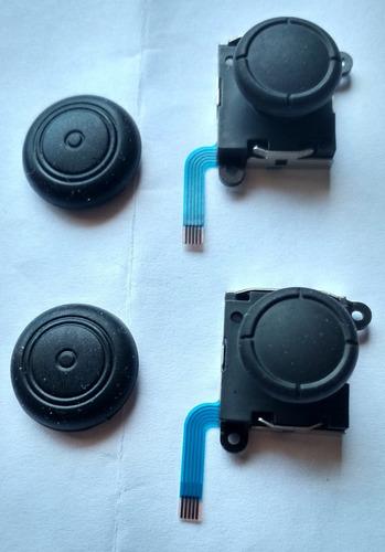 set repuesto analogo stick joycon joy con nintendo switch