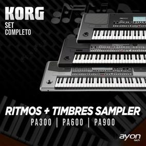 Set Indio Korg Pa 600 - Teclados Korg no Mercado Livre Brasil