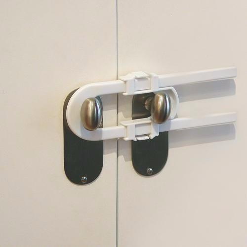 set seguridad love 24 piezas tapa enchufe traba cajon puerta