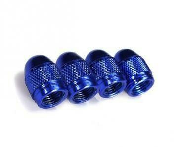 set tapas de valvula neumatico azules