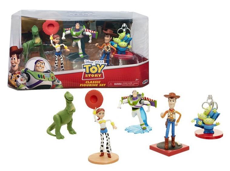 Set Toy Story 5 Figuras Clásicas Disney Pixar Jakks -   19.990 en ... cbb1db29f2d