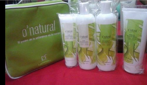 set tratamiento para el cuidado de cabello cuerpo y manos