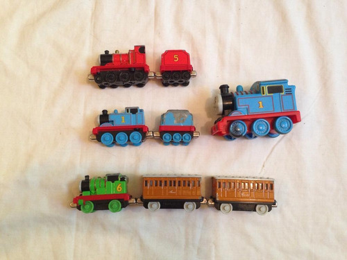 set trenes thomas imantado