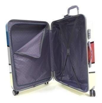 set valijas grande y mediana boerss 4 ruedas boerss
