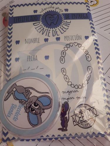 set x 15 combos raton perez o hada de los dientes