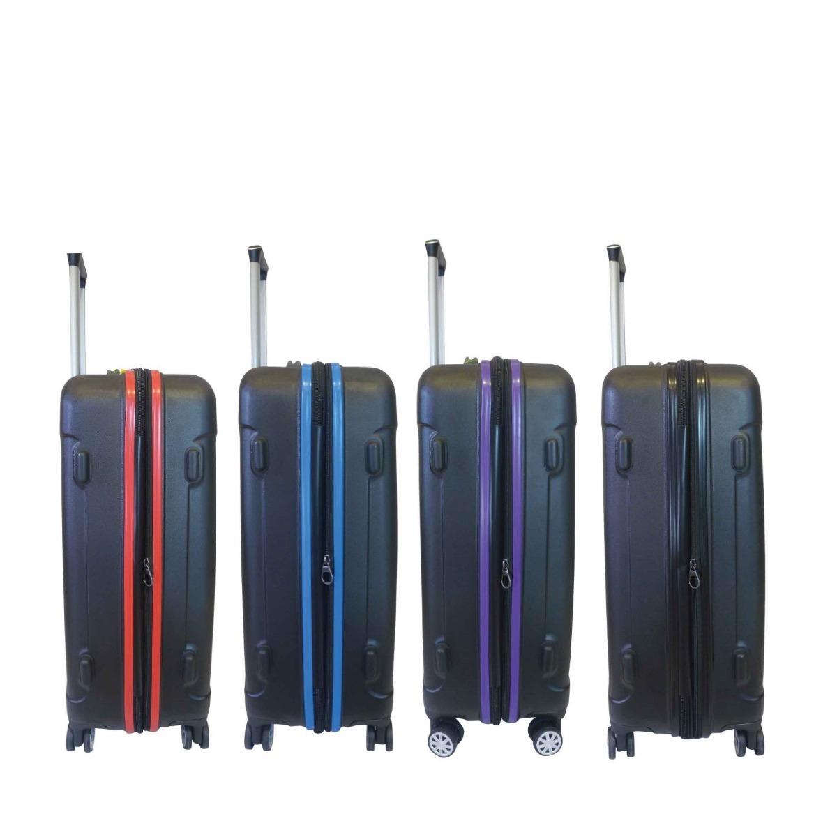 75a7da1c9 set x 3 valijas rigida rueda 360 gremond maleta ultraliviana. Cargando zoom.