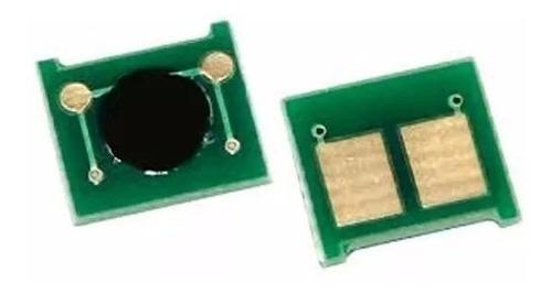 set x 4 chip para 1025 cp1025 ce310 ce311 ce312 ce313