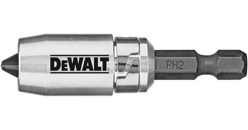 set x2 puntas ph2x60 adaptador magnetico dewalt alto impacto