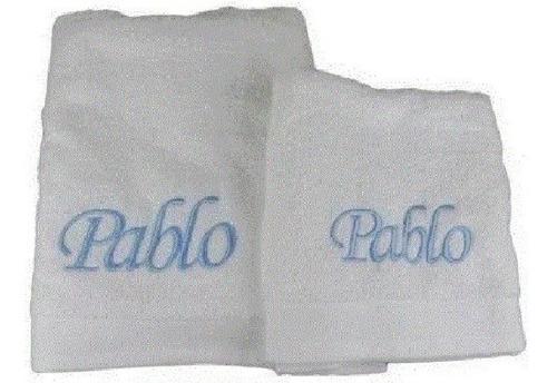 set x2 toallas navideñas 100% algodón (bodas/aniversarios)
