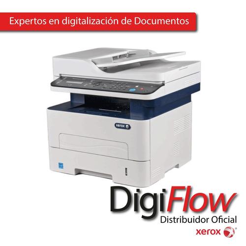 set x2 xerox workcentre 3225 impresora laser repr ofic