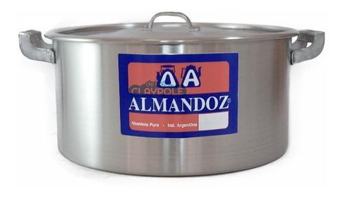 set x3 cacerola gastronómica nº20 - 24 - 30 almandoz