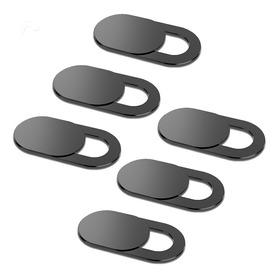 Set X6 Cubre Cámara Portátil Celular Tapa Cámara Portátil