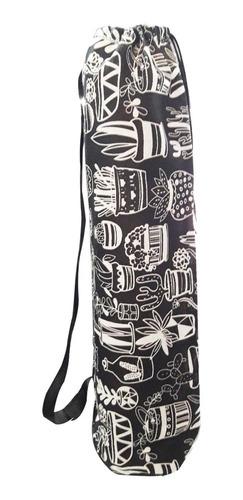 set yoga colchoneta  mat + bolsa de lona