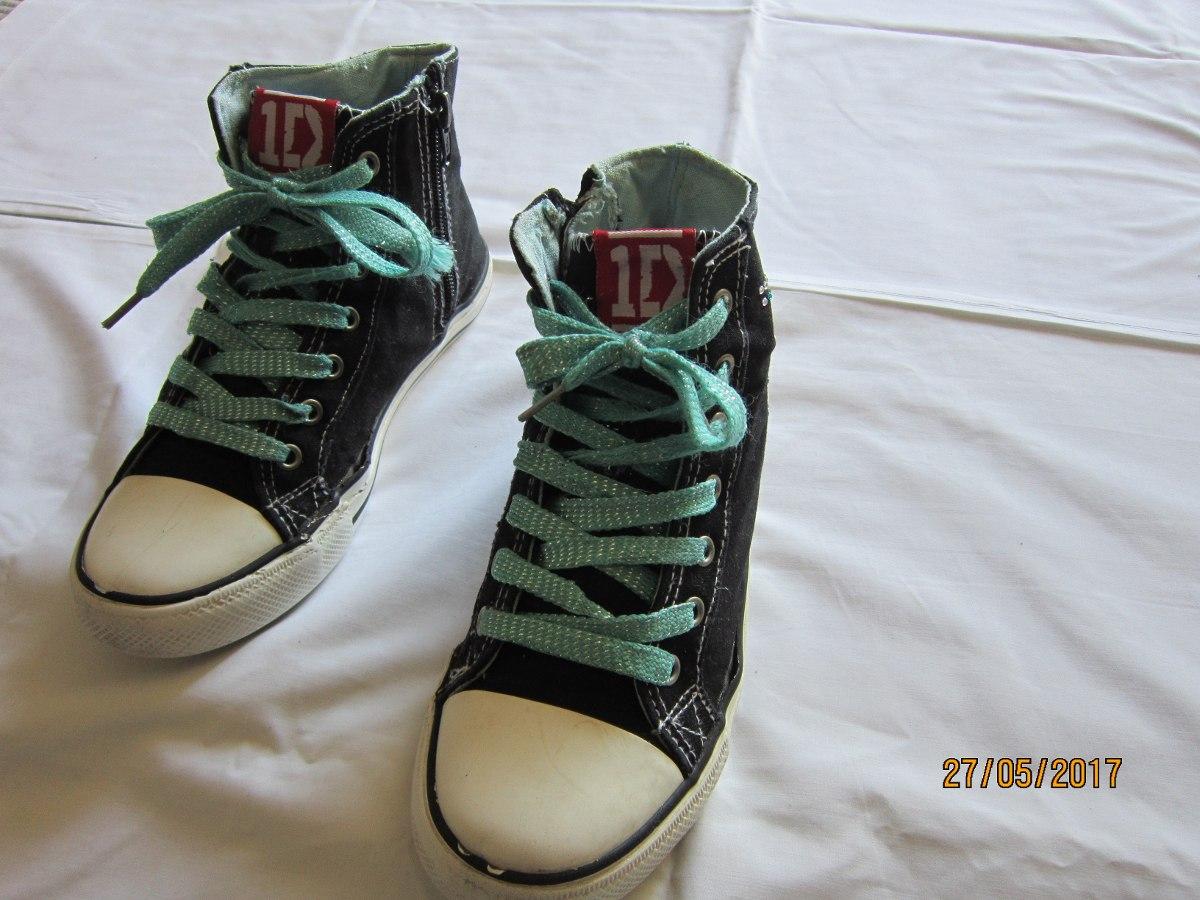 Set Zapatillas One Direction + Falda One Direction Niña -   6.000 en ... c53325da9122