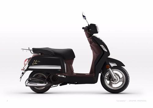 seta 125 benelli scooter italiano 0km 2018 mejor presupuesto