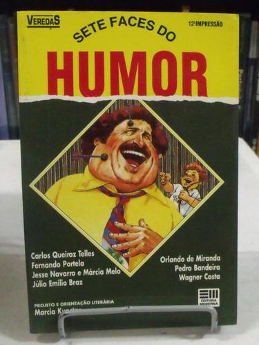 sete faces do humor - diversos