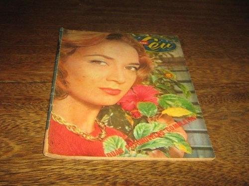 sétimo céu nº 81 outubro/1962 ed bloch com duas fotonovelas