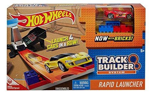 Sets De Juegos De Vehiculos Hot Wheels Track Builder Lan