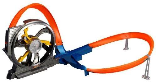 sets de juegos de vehículosjuguete hot wheels twister tur..
