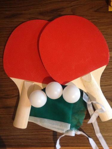 sets para ping pong