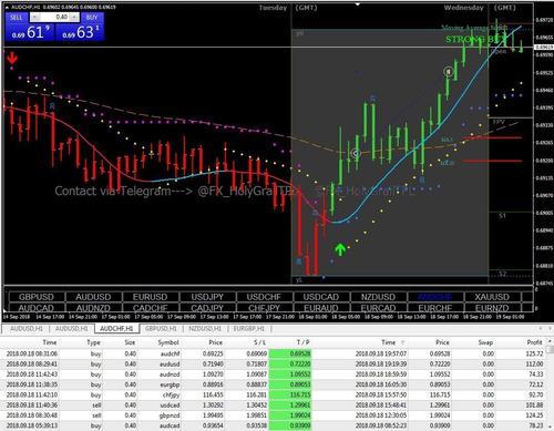 setup forex    8.1 $ 85% de acertos