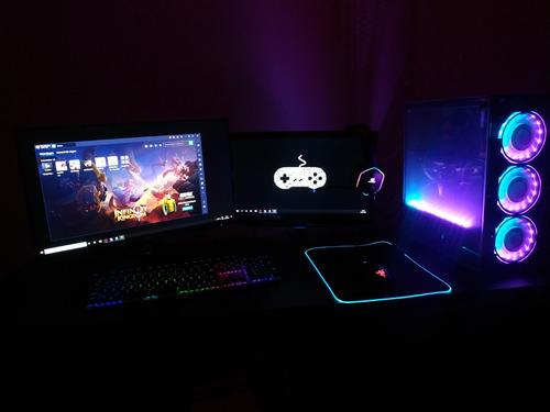 setup gamer completo pc gamer