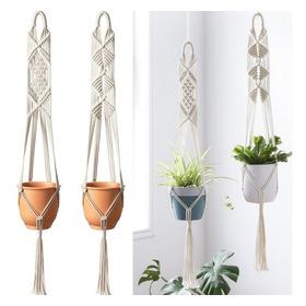 Setx2 Colgante Para Plantas Materas / Plant Hanger / Macramé