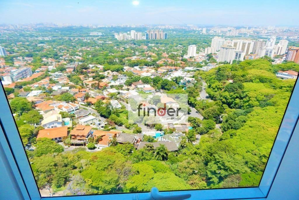 seus 360º de estilo, design e lar no alto de pinheiros na  rua camburiú, 651 - ap11932