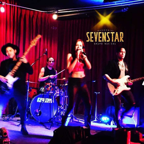 seven star ¡música en vivo para tu evento!