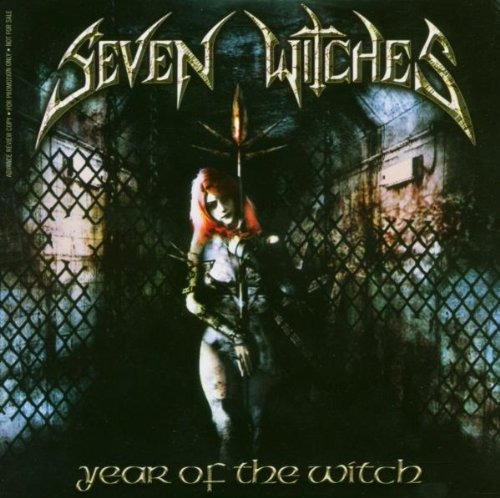 seven witches-the year of the witch cd nacional