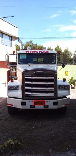 sevende trailer freightliner 2008