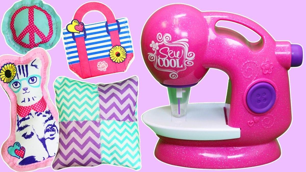 Sew Cool Maquina De Coser Para Niña - $ 1,200.00 en