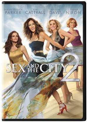 sex and the city 2 - dvd  original