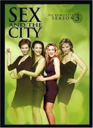 sex and the city (todas as temporadas)