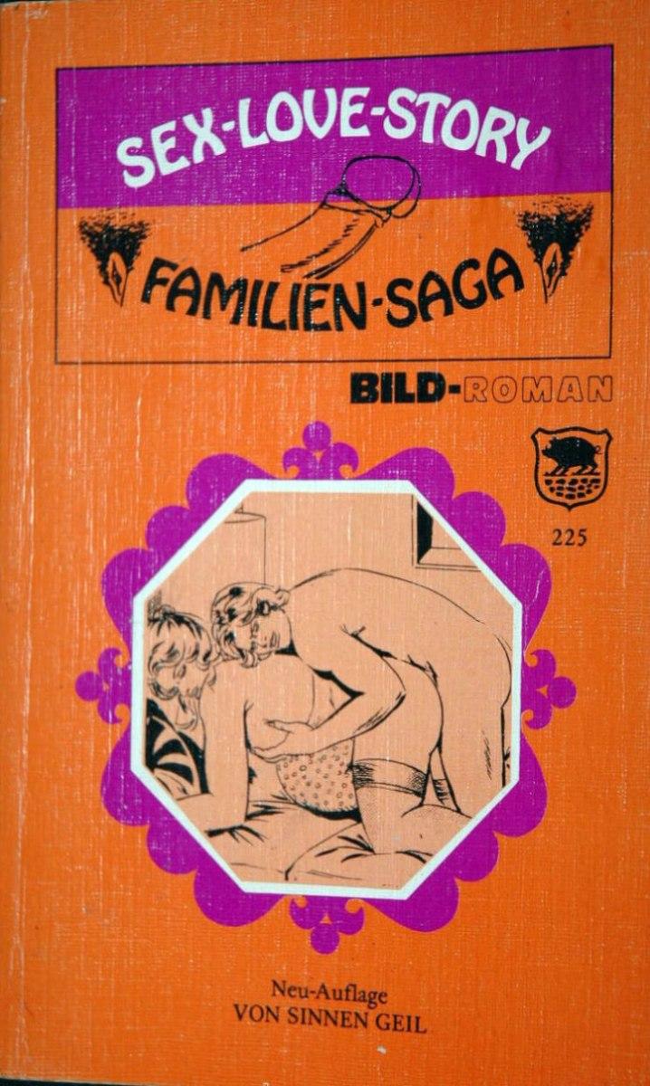 Sex-Love-Story Familien-Saga Bildroman -  120,00 En -8776