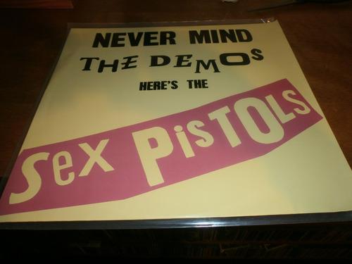Sex Pistols Never Mind The Demos Lp -  2492,74 En -2354
